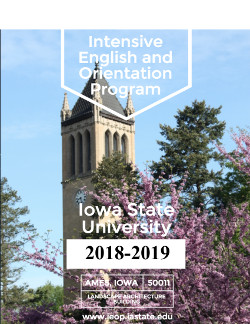 Home • Intensive English Orientation Program • Iowa State University